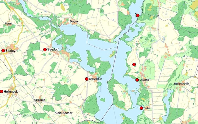 Lauenburgische Seen